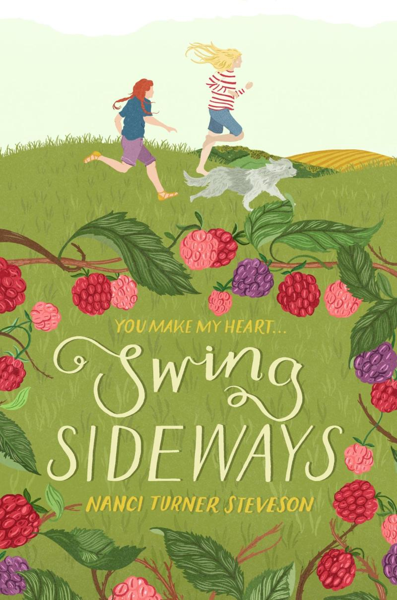 Extended Interview with Nanci Turner Steveson, Author of SWINGSIDEWAYS