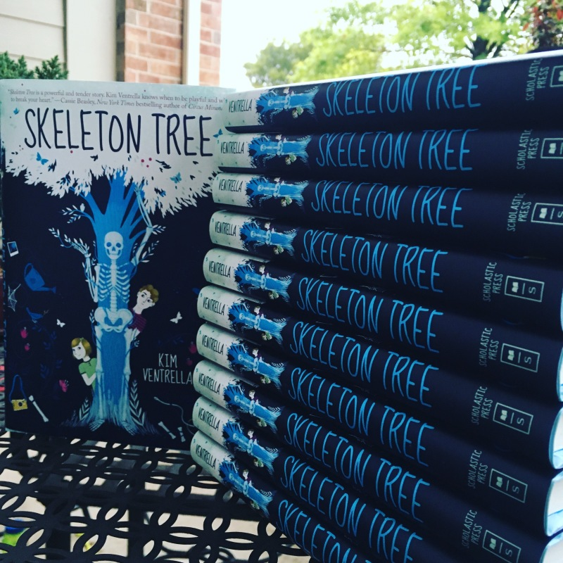 Skeleton Tree Book Launch