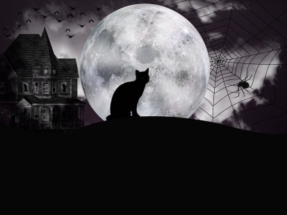 Spooky Reading Challenge