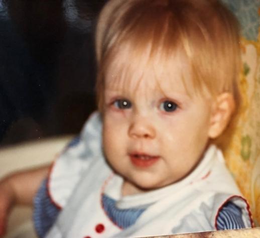 Annie Sullivan Baby Picture