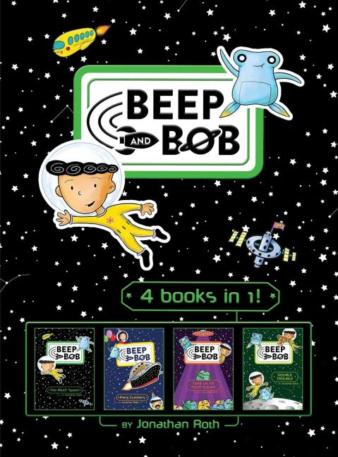 Beep and Bob 4 in 1 cover