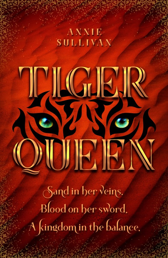 Tiger Queen Cover