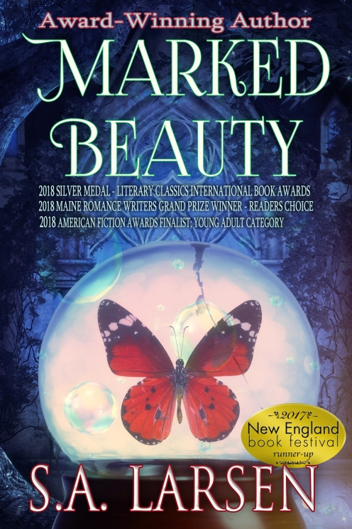 Marked Beauty-S_A_Larsen-Cover2019
